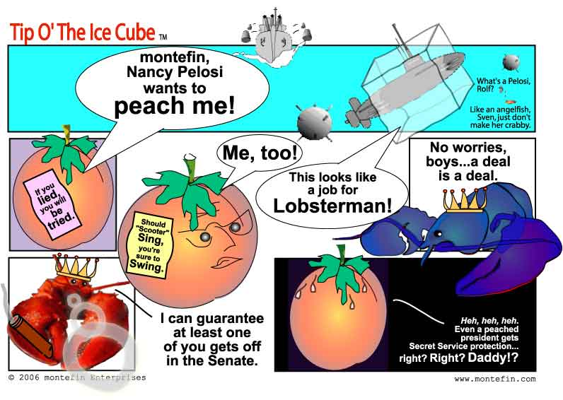 Fear Of Impeachment In A Leaky Boat