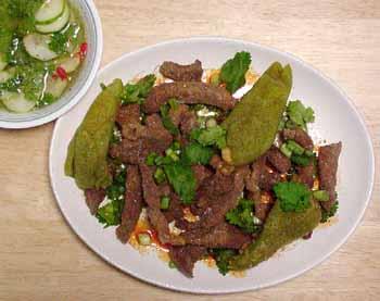 montefin's Mexican Quesadilla