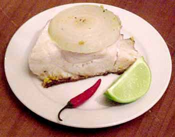how to cook corvina fillet